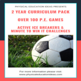 P.E. Back to School Pack (Lessons, Assessments, Social Dis