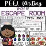 P.E.EL. Writing | Escape Room | Among Us Themed