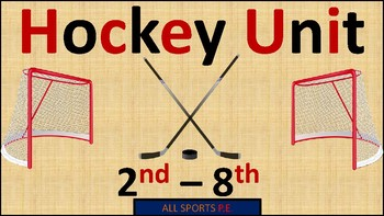 P.E. HOCKEY UNIT