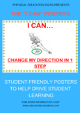 "P.E. ""I CAN"" POSTERS (K - 2)"
