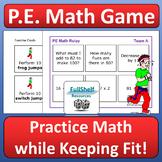 P.E. Math Game