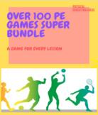 P.E. - Over 100 PE Games Super Bundle