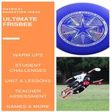 P.E. Ultimate Frisbee Unit of Work, Teacher Assessment & S