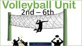 P.E. Volleyball Unit