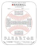 Baseball Wordsearch (Physical Education)
