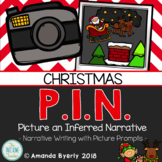 P.I.N. CHRISTMAS: Narrative Writing with Picture Prompts