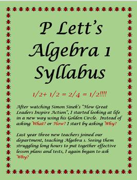 syllabus acknowledgement teaching resources teachers pay teachers
