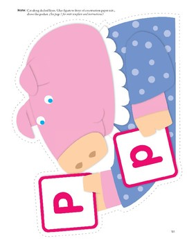 P: Pinky, the Pig