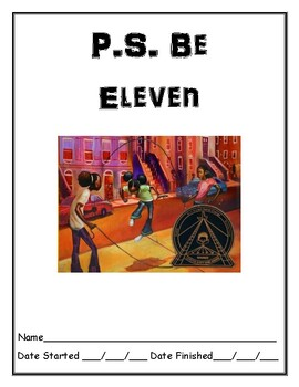 P.S. Be Eleven by Rita Williams-Garcia independent reading comprehension