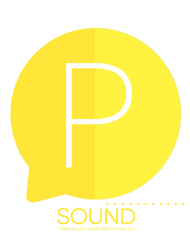 P Sound Printable Flashcards