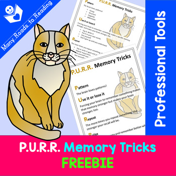Memory Tricks FREEBIE