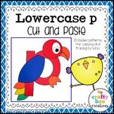 Letter P Craft {Parrot}