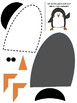 P is for Penguin.  To Use with My Father's World.  Alphabet Worksheets.