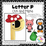 Letter P Craft {Pirate}