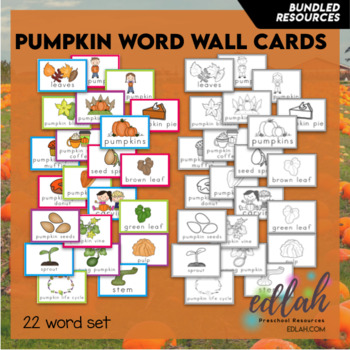 P is for Pumpkins Themed Lesson Plans (one week)