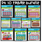 P4 10 FRAME GROWING BUNDLE 1-10 (P4 Clips Trioriginals)
