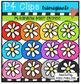 P4 AMAZING 8 BUNDLE #7 (P4 Clips Trioriginals Clip Art)