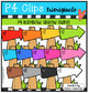 P4 AMAZING 8 LOVE (P4 Clips Trioriginals Clip Art)