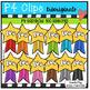 P4 AMAZING 8 RAINBOW 100s Day Celebration (P4 Clips Trioriginals)