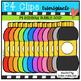 P4 AMAZING 8 RAINBOW BUNDLE #5 (P4 Clips Trioriginals Clip Art)