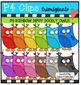 P4 AMAZING 8 RAINBOW BUNDLE #6 (P4 Clips Trioriginals Clip Art)