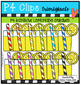 P4 AMAZING 8 RAINBOW Summer GROWING BUNDLE (P4 Clips Trior