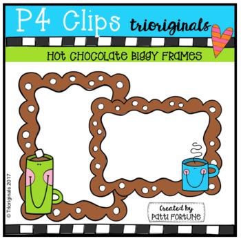 P4 BIGGY Hot Chocolate Frames (P4 Clips Trioriginals)