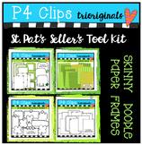 St. Patrick's Tool Kit (P4 Clips Trioriginals Clip Art)