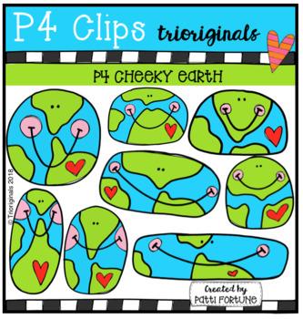 P4 CHEEKY Earth (P4 Clips Trioriginals)