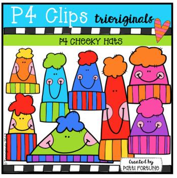 P4 CHEEKY Hats (P4 Clips Trioriginals)