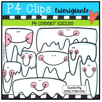 P4 CHEEKY Icicles (P4 Clips Trioriginals)