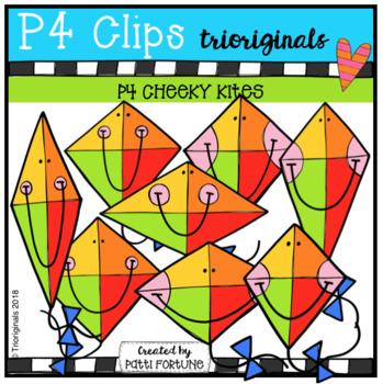 P4 CHEEKY Kites (P4 Clips Trioriginals)