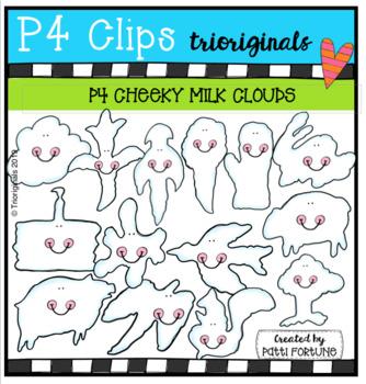 P4 CHEEKY Milk Clouds (P4 Clips Trioriginals) BOOK COMPANION