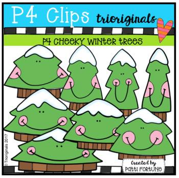 P4 CHEEKY Trees (P4 Clips Trioriginals)