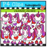 P4 CHEEKY Valentine Unicorns (P4 Clips Trioriginals)