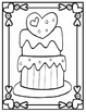 P4 COLOR IT IN {FREE} Valentine Coloring Pages