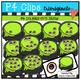 P4 COUNTS 1-10 Halloween BUNDLE (P4 Clips Trioriginals Clip Art)