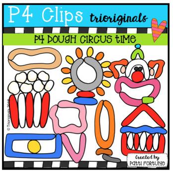 P4 DOUGH Circus Time (P4 CLips Trioriginals)