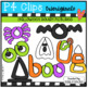 P4 DOUGH Holidays PICTURES BUNDLE (P4 Clips Trioriginals Clip Art)