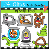 P4 DOUGH Pets (P4 Clips Trioriginals)