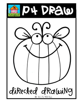 P4 DRAW Pumpkin Bugs (P4 Clips Trioriginals)