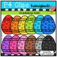 P4 EGGY Easter BUNDLE (P4 Clips Trioriginals Clip Art)