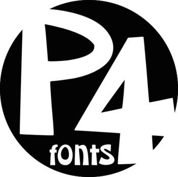 P4 FONTS Volume #7 (P4 Clips Trioriginals)