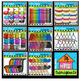 P4 MEGA AMAZING RAINBOW School Subjects BUNDLE (P4 Clips Trioriginals)