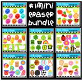 P4 MINI ERASER Growing BUNDLE #1 ( P4 Clips Trioriginals)