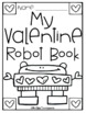 P4 MY BOOK Valentine Robot (Created by P4 Clips Trioriginals)