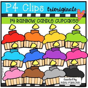 P4 RAINBOW AMAZING 8 #10 (P4 Clips Trioriginals)