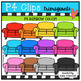P4 RAINBOW AMAZING 8 DEAL Parts of the House LIVING ROOM (