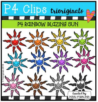 P4 RAINBOW AMAZING 8 Summer #2 (P4 Clips Trioriginals)