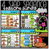P4 SEQUENCE (4 Step) Seasons BUNDLE (P4 Clips Trioriginals)